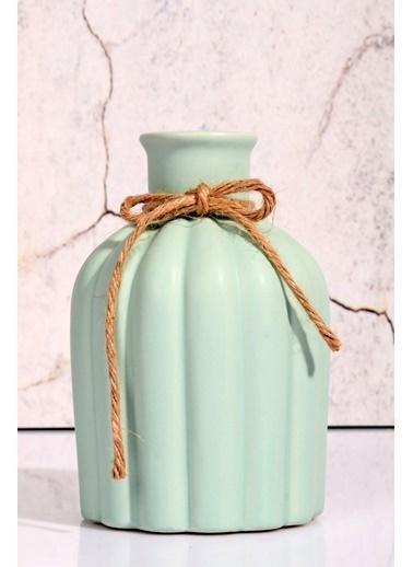 Porselen Boğumlu Lüx Vazo-Kitchen World
